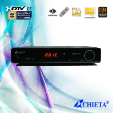 Digital TV Tuner DVB-T2 Terrestrial TV Set Top Box