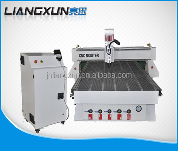 CNC router Solid wood engraving machine price 2015 new products from China alibaba