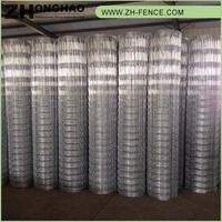 China Hot dipped galvanized animal enclosure fence