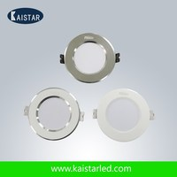 eyeshield round recessed led down light