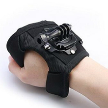 2019 Hot 360-degree Rotation Wrist Strap Mount for <strong>GoPro</strong> Hero 1/2/3/3+/4/Session/SJ4000/SJ5000