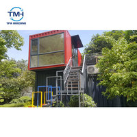OEM/ODM Prefabricated Two-storey Container House