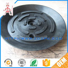 High precision nonstandard silicon vacuum suction cup