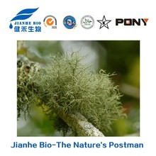 medicinal plant extraction Usnic acid 90% HPLC herb plant extract/Lichen Usnea Extract Usnic acid powder