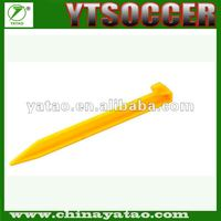 Ground Pegs for Soccer Nets