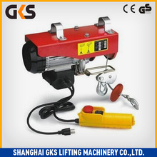 small electric lift mechanism of mini electric hoist/small lift winch