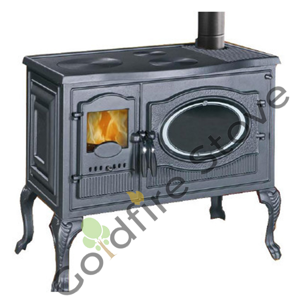 Wood Buring Stove with Oven