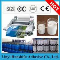 water based cold lamination glue for bopp film with paper lamination