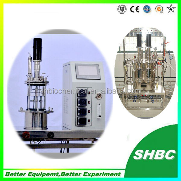 Desktop glass fermenter fermentation tank fermentation cylinder digesting tank beer fermentation tanks conical fermenter