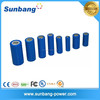 High capacity 3.7v 4500mah rechargeable 26650 li-ion battery price of dry battery for power tools