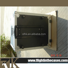 Fire-proof Utility Trunk Road Case With Casters Promotion Case
