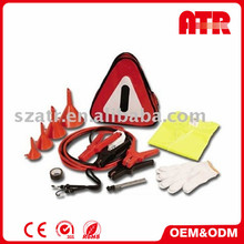 Factory supply high quality cheap auto car emergency tool kit