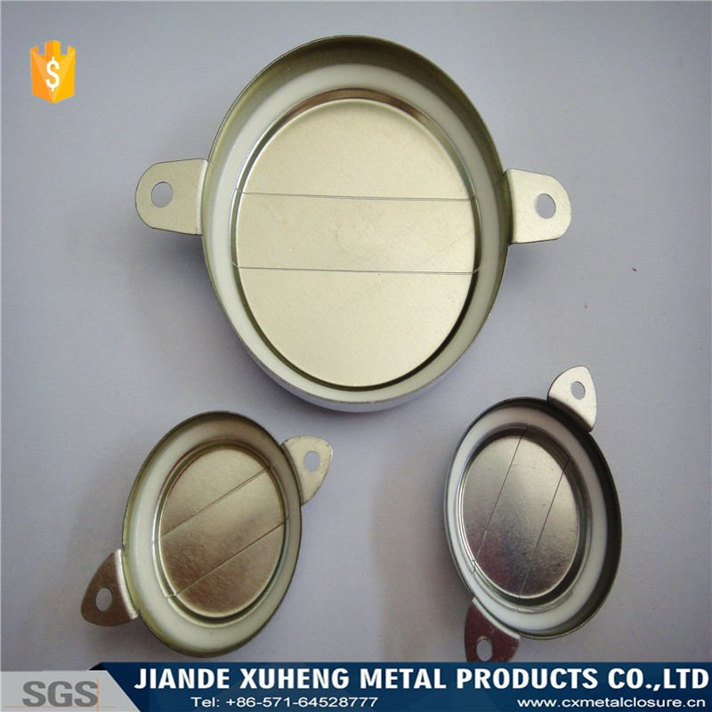 "international standard 2"" and 3/4"" cap sealing"