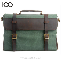 Fashion Men Messager Bags Business canvas Bag Retro Briefcase Handbag,Vintage Men's Travel Bags