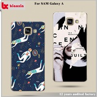 Free sample pc rock phone case for samsung