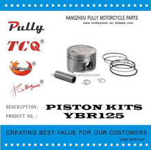 4LS-11631-00 for YBR125 54MM Good Quality Top Selling From China Manufacturer Motorcycle Piston Kits with Competitive Price