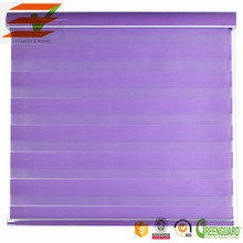 Somfy Motorized Zebra blinds Day Night roller blinds double roller blinds