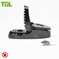 Disposable Metal Rat Trap Mouse Trap Rodent Control(TLPMT0602)