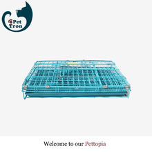 Latest fashion high quality dog cage with pet cushion