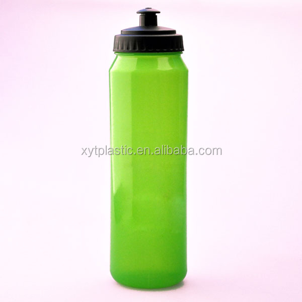Sports Reusable Bottle Water Plastic 32 Oz BPA Free plastic pill bottles Run Camp Travel Gym Bike New