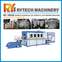 Disposable Plastic Cup Molding Machinery