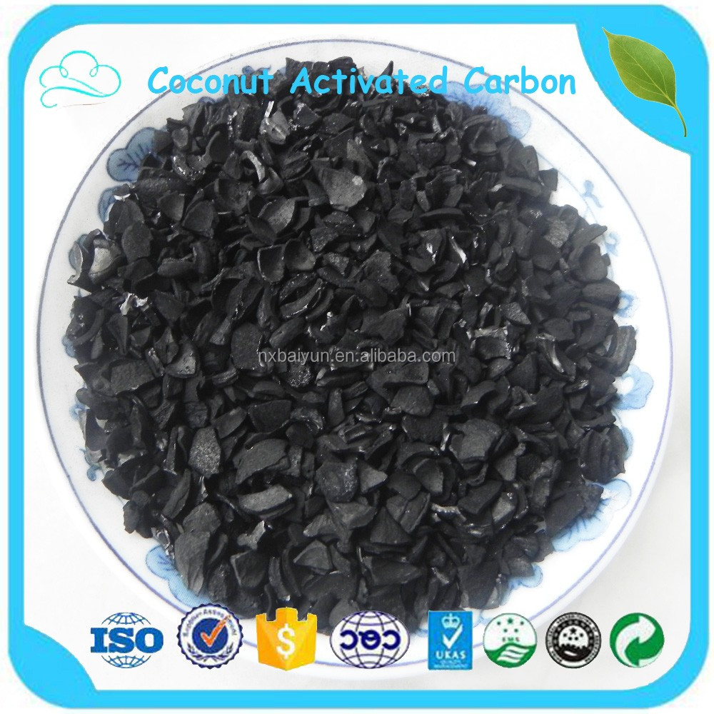 Gas &Water Treatment Activated Carbon Coconut Shell For Wholesale