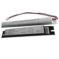 3h 20~40W Emergency Power Pack t8 led tube with battery backup (BF58A)