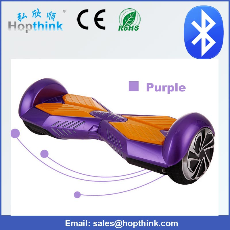 2015 New Easy Rider Smart 2 Wheels Self Balancing Scooter Electric with Bluetooth