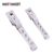Two Size Stainless Steel Rotate Long Handle Have Round Hole Nail Clipper Nail Cutter