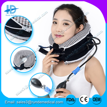 FDA CE Cervical Neck Traction Device Effective and Instant Relief for Chronic Neck and Shoulder Pain