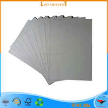 duplex grey board for paper file and book binding