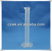 10ml Measuring cylinder with graduation PP