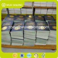 Passport books purchase printing
