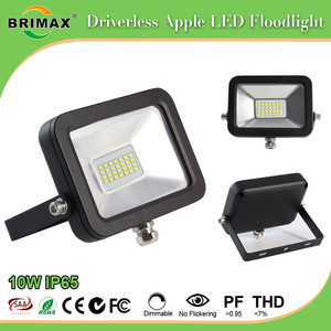 High quality led floodlight with Ultra-thin diecasting aluminum shell floodlight led 50w outdoor