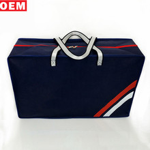 Wholesale Custom Non-woven Suit Cover Garment Bag Handbag Travel Garment Bag With Logo