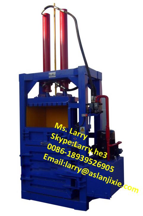 cardboard compressor machine