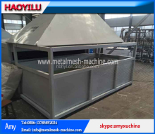 Automatic roll welded wire mesh coating(Dip) machine