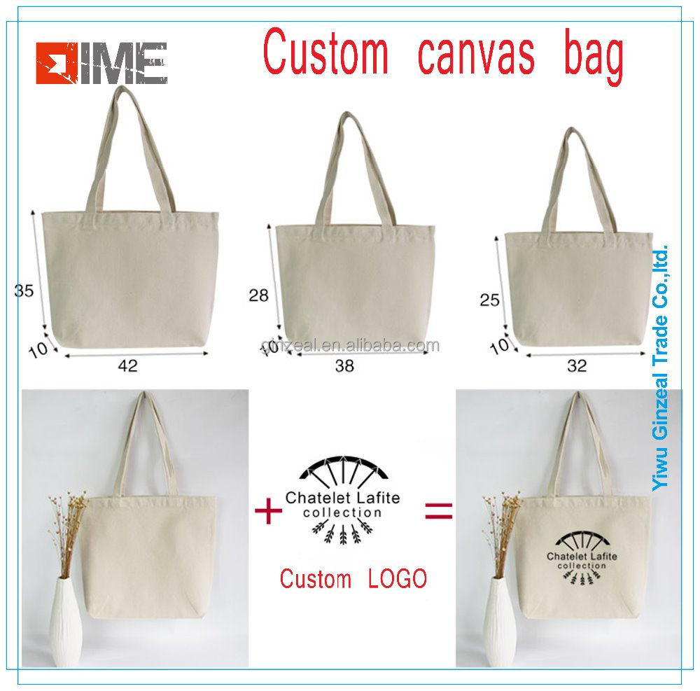 High Quality Special Durable Shopping Canvas New Canvas Bag For Shopping