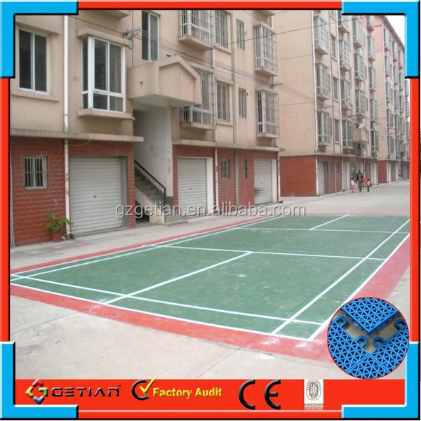 wholesale badminton standard size court