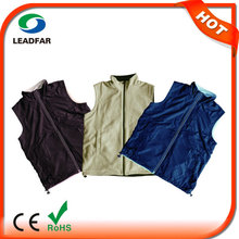 Cheap Women Underwear Musical Sleeveless Heated Jackets