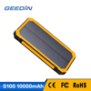 innovative products 2016 sex long lasting solar cell power bank best selling in USA