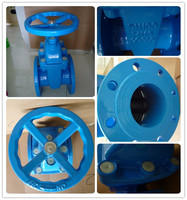 Wedge gate valve,made in china long stem gate valve