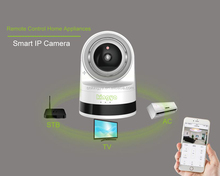 Smart IP camera with Home appliances Remote Control functions