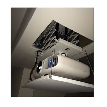 2m electric projector ceiling mount with CE&ROHS certificate