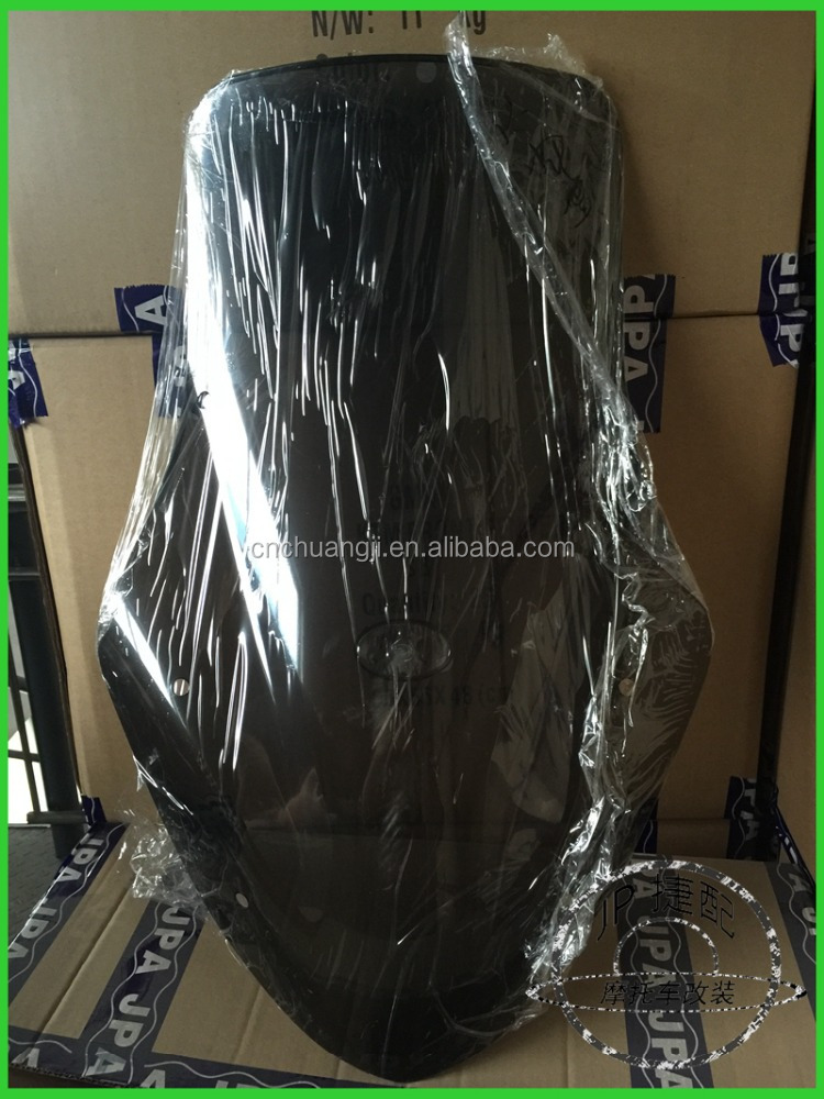 PC front windscreen wind shield photocuring for yamaha NMAX
