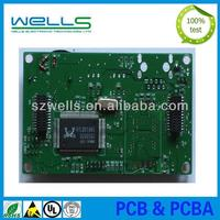 digital watch board,digital clock assembly,dc motor speed controller pcb boards