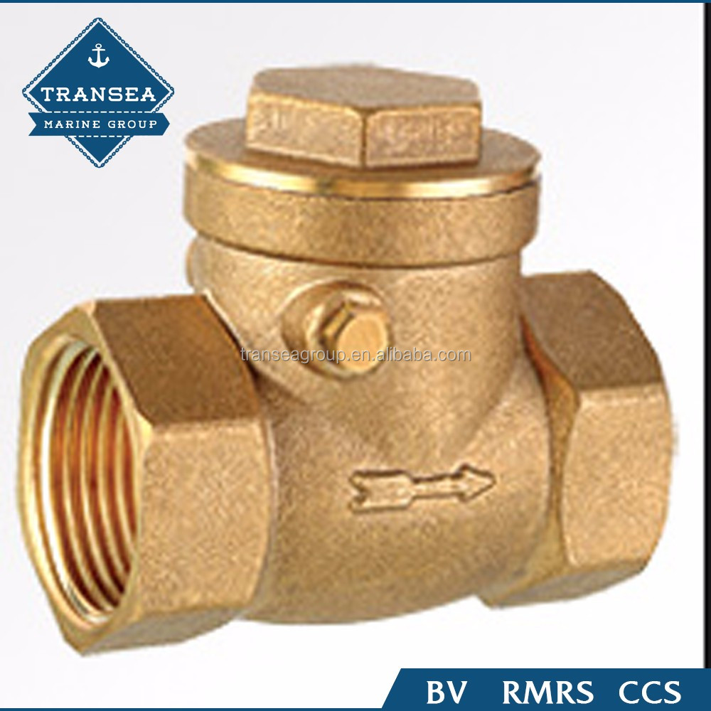 GB standard flanged swing lift stainless steel water check valve for sale