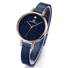 Wholesale promotional lady fashion alloy watch with custom logo