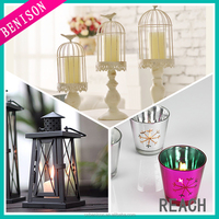 17years Professional China Factory Manufacture Candle holder and Lantern For Home Decorations