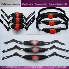 Custom made High quality plastic regulator for Casque motorcycle with Low price